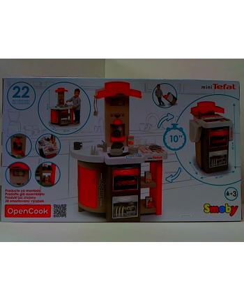 SMOBY kuchnia mini Tefal Opencook 312200
