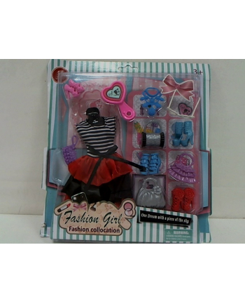 swede Ubranko dla lalki zestaw Q4631 50700