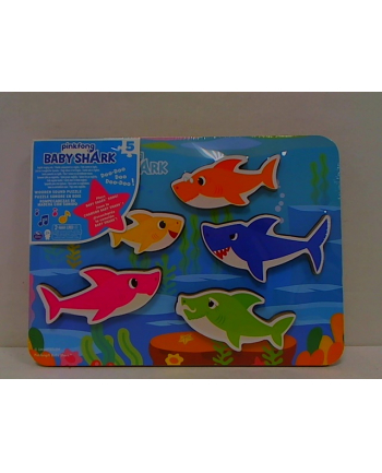 spin master SPIN Puzzle drewn.Baby Shark 6054918