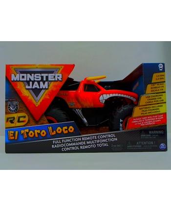 spin master SPIN Monster Jam wielki pojazd RC 66801 6044992