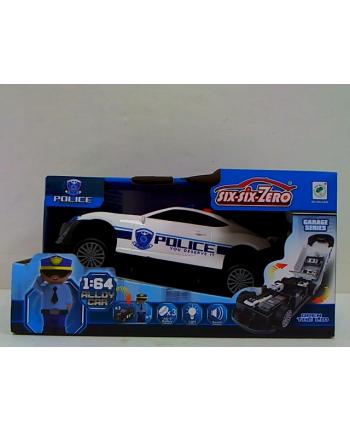 tasso Auto policyja/straż  n/b pojemnik SA660-A206