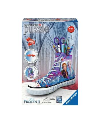 ravensburger Puzzle 108el 3D sneaker Frozen 2 121212