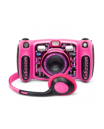 VTech Kidizoom Duo DX, Digital Camera (Pink)