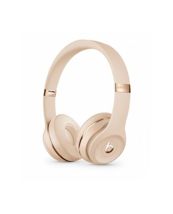 apple Słuchawki bezprzewodowe Beats Solo3 Wireless Złote
