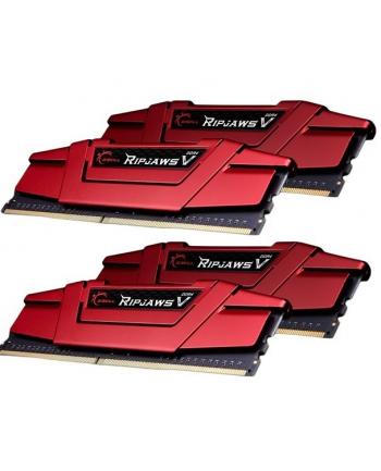 g.skill Pamięć do PC - DDR4 64GB (4x16GB) TridentZ 3600MHz CL19 XMP2 Red