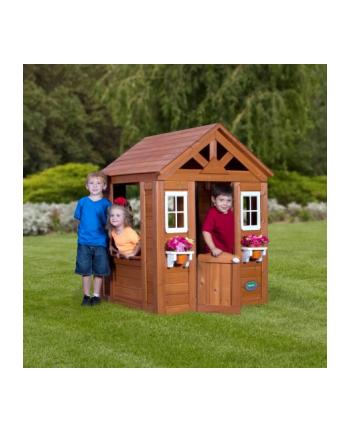 Backyard Discovery Timberlake playhouse - B0065314