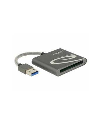Delock USB 3.0 Card Reader f. CFast 2.0 - memory cards