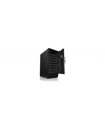 ICY BOX IB-3780-C31, drive enclosure(black, SINGLE JBOD)