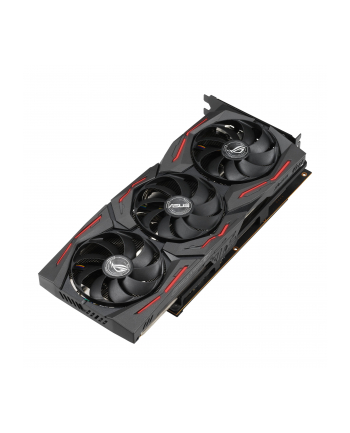 ASUS Radeon 5700 XT RX ROG GAMING STRIX OC graphics card(,, black 3x DisplayPort 1x HDMI)
