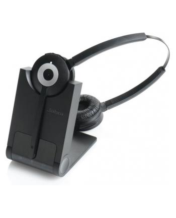 Jabra PRO 930 Duo, Headset(black)