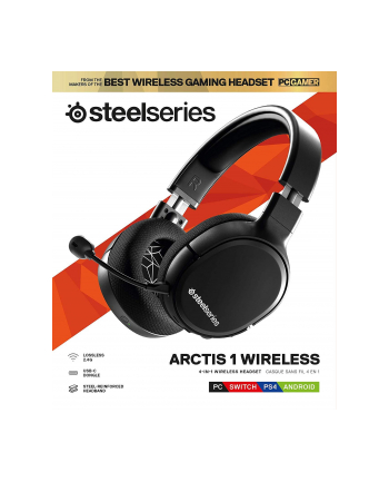 Steel Series Arctis 1 Wireless Headset(black)