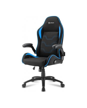 Sharkoon Elbrus 1 Gaming Seat black/blue