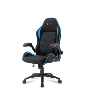 Sharkoon Elbrus 1 Gaming Seat black/blue
