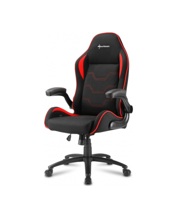 Sharkoon Elbrus 1 Gaming Seat black/red