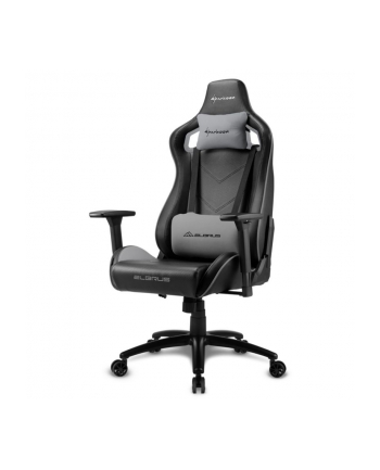 Sharkoon Elbrus 2 Gaming Seat black/grey