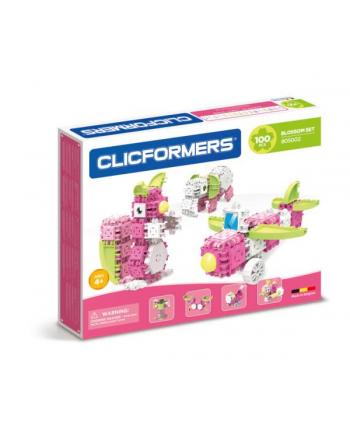 clicformers - klocki CLICS Clicformers Blossom 100el 805002 35636