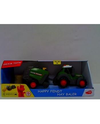 simba Dickie Happy Fendt i maszyna do belowania 381-5001