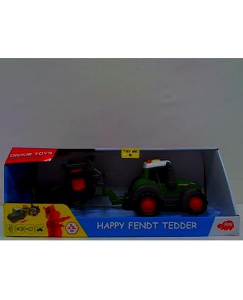 simba Dickie Happy traktor Fendt i przetrząsacz 381-5002