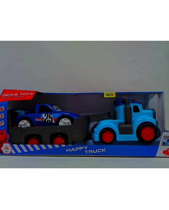 simba Dickie Happy ciężarówka 60cm 381-9011