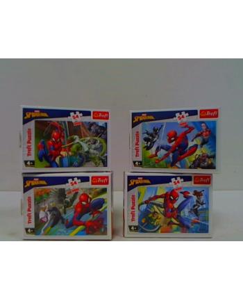 trefl Puzzle- 54 mini-  Czas na Spider-Mana