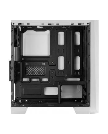 Aerocool Cylon Mini Tower Chassis(white / black, window kit)
