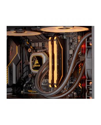 Corsair DDR4 - 16GB -3000 - CL - 15 - TUF Gaming Edition - Dual Kit, Vengeance RGB PRO (black, CMW16GX4M2C3000C15-TUF)