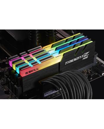 G.Skill DDR4 - 32GB -4266 - CL - 17 - Quad Kit, RAM(F4-4266C17Q-32GTZR, Trident Z RGB)