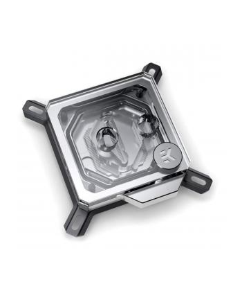 EKWB Velocity RGB silver + Plexi