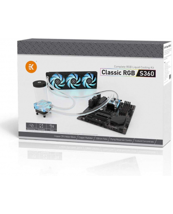 EKWB KIT Classic RGB S360
