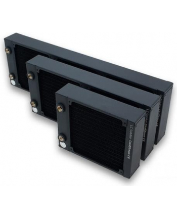 EKWB EK-Coolstream CE 420 (triple), radiator(black)