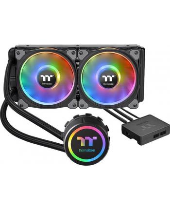 Thermaltake floe DX RGB 240 TT Premium Edition, water cooling(Black)