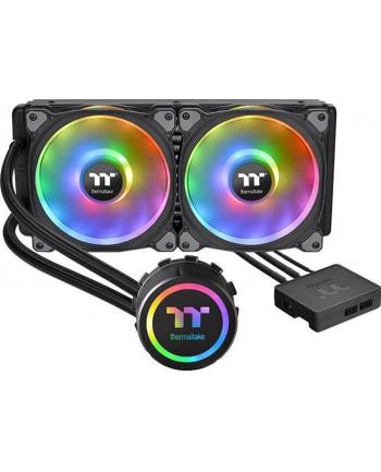 Thermaltake floe DX RGB 280 TT Premium Edition, water cooling(Black)