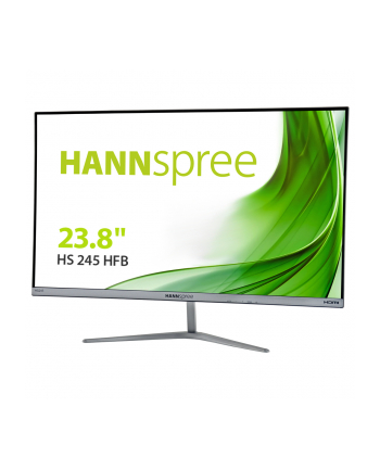 Hannspree HS245HFB - 23.8 - LED (Black, Full HD, AH-IPS, HDMI, VGA)