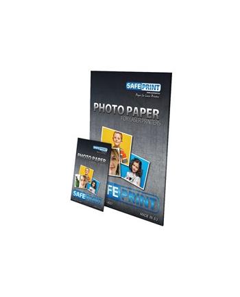 Fotopapír SAFEPRINT pro laser tiskárny Glossy, 135 g, A4, 10 sheets
