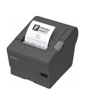 Epson TM-T88V, receipt printer(gray, USB, LAN)