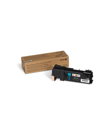 Xerox toner cyan 2500 pages 106R01594