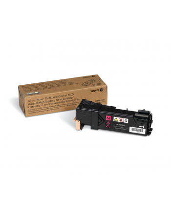Xerox Toner magenta 2500 pages 106R01595