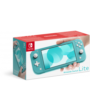 Nintendo SwitchLite, game console(turquoise)