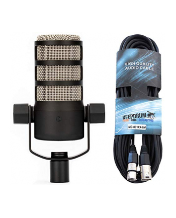 Rode Microphones PodMic, Microphone(Black)
