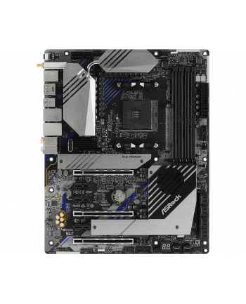 ASRock X570 CREATOR - Socket AM4 - motherboard (black)
