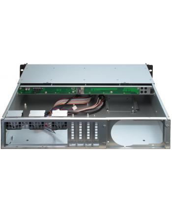 Inter-Tech 2U 2404S mATX - Storage