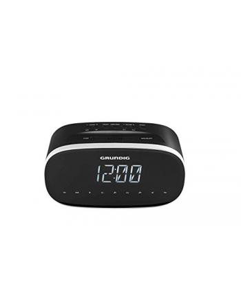 Grundig Sonoclock 3500, clock radio(black, Bluetooth, DAB +, USB-A)