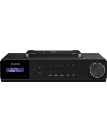 Grundig DKR 1000, Radio(Black, DAB +, FM, RDS, Bluetooth)