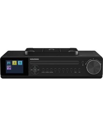 Grundig DKR 2000, Radio(Black, DAB +, FM, RDS, Bluetooth, CD)