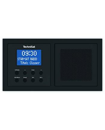 TechniSat Digitradio UP 1, DAB + / FM, BT) black