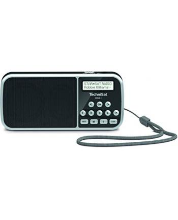TechniSat VIOLA 3, Radio(Black, FM, DAB +, flashlight, USB)