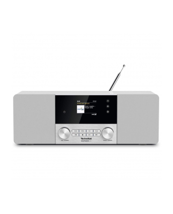TechniSat DIGITRADIO 4 C(black / silver, DAB +, FM, Bluetooth)