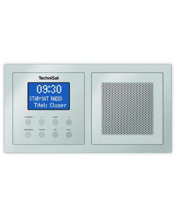 TechniSat Digitradio UP 1, DAB + / FM, BT) silver