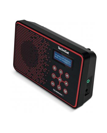 TechniSat TECHNIRADIO 2(black / red, FM, DAB +)