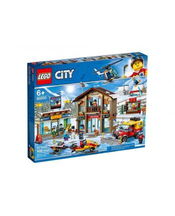 Lego 60203 CITY Kurort narciarski p4